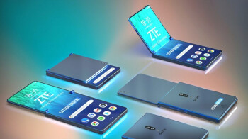ZTE could take on rumored Motorola RAZR with foldable device of its own