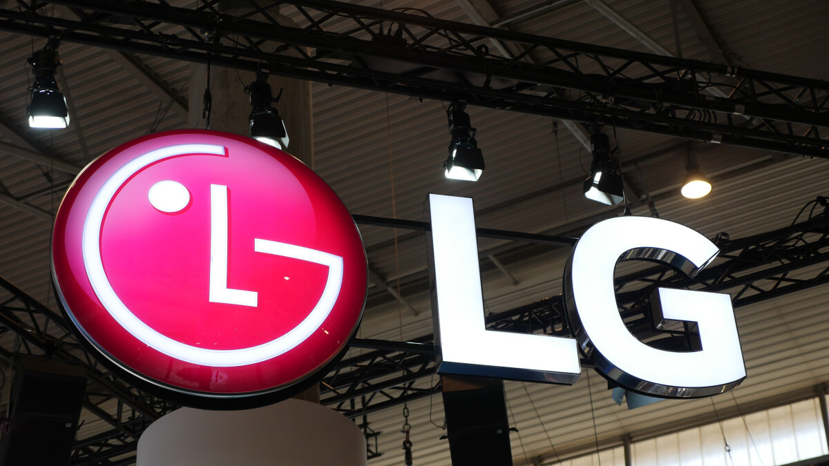 LG's smartwatches might soon include displays that double as speakers