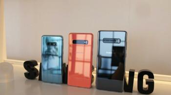 Galaxy S10+ vs S10 vs S10e: battery life comparison