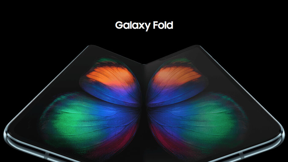 Samsung patent reveals its next foldable smartphone will be a Huawei Mate X copycat