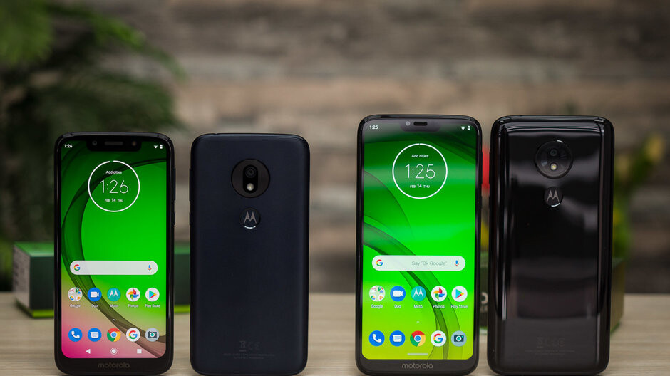 The Motorola Moto G7 Power & G7 Play finally have US release dates