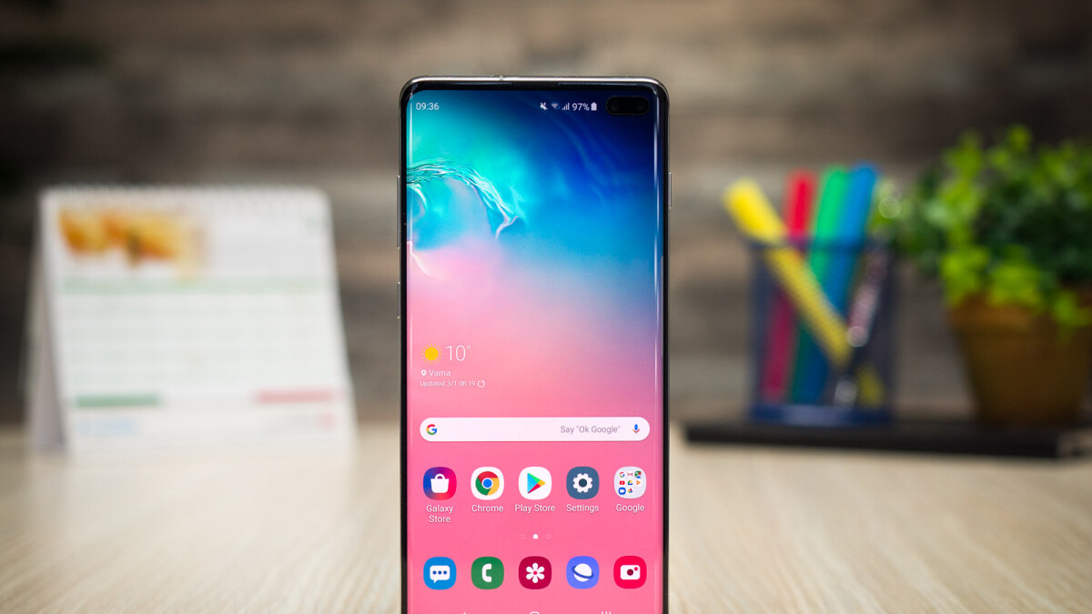 The Galaxy S10 series set new pre-order records in the US & UK for Samsung