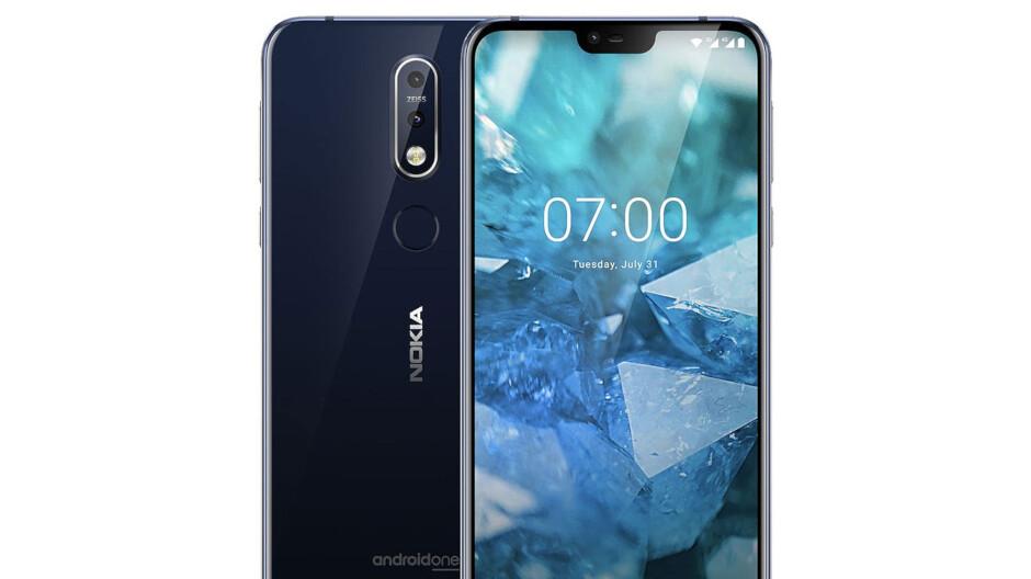 Deal Unlocked Nokia 7 1 Price Drops Below 300 At Best Buy Phonearena