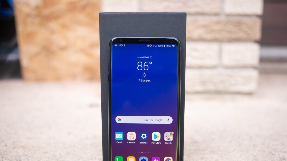 LG V35 ThinQ price goes down to insanely low $400 at B&H in US unlocked variant