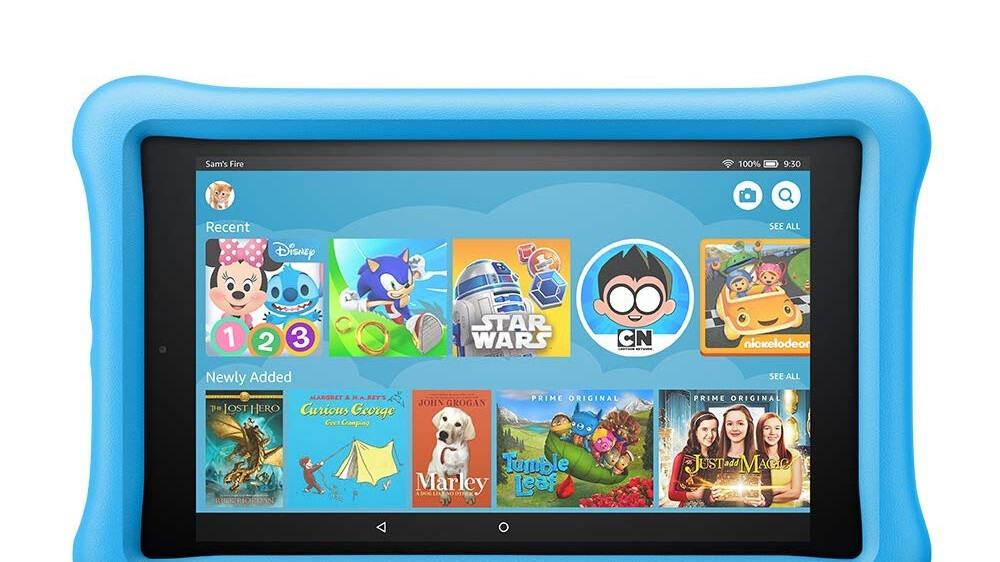 Amazon's kid-friendly Fire tablets are on sale for a limited time for up to 40 percent off