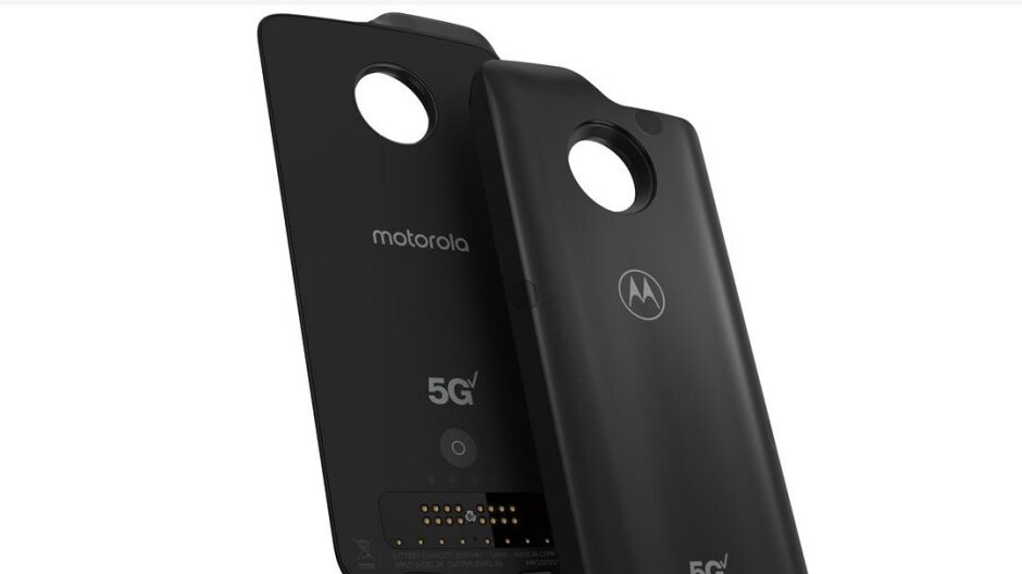 Verizon announces 5G mobile network release date and 5G Moto Mod pre-orders