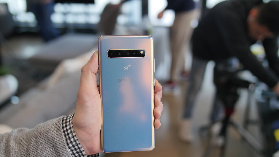 How fast are the Galaxy S10 5G download speeds? A carrier test gives a hint