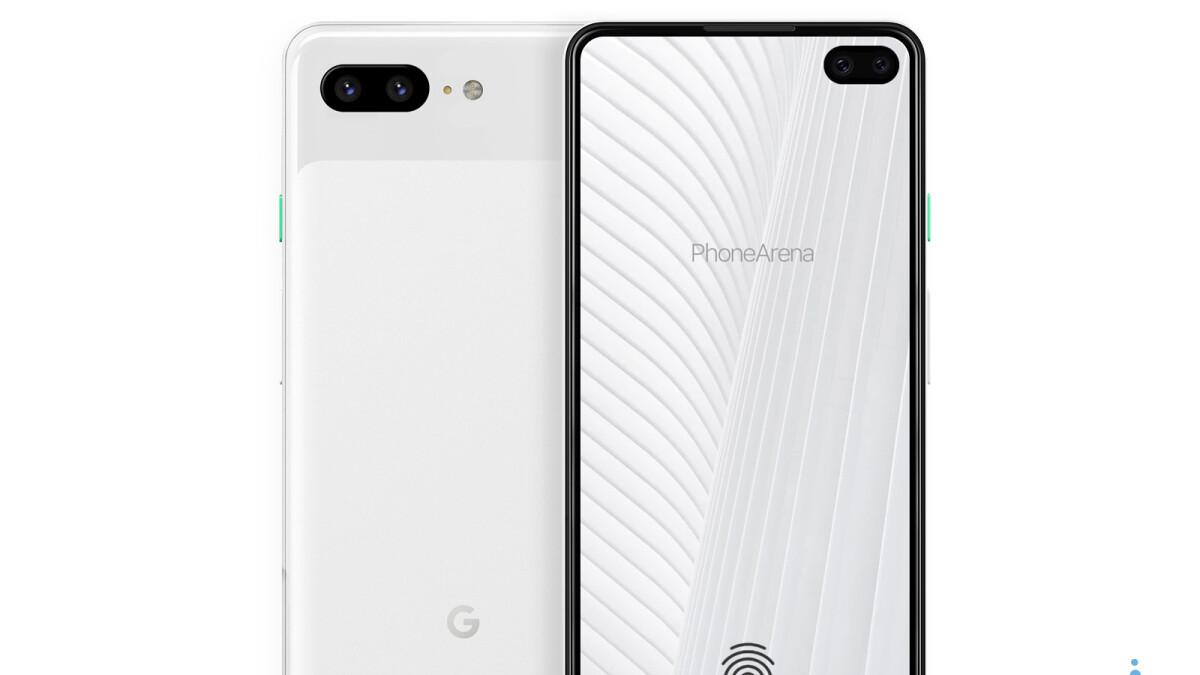 Google Pixel 4 leak suggests