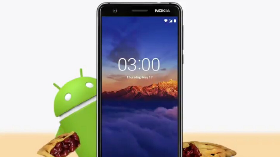 The ultra-affordable Nokia 3.1 is the brand's latest phone to receive Android Pie