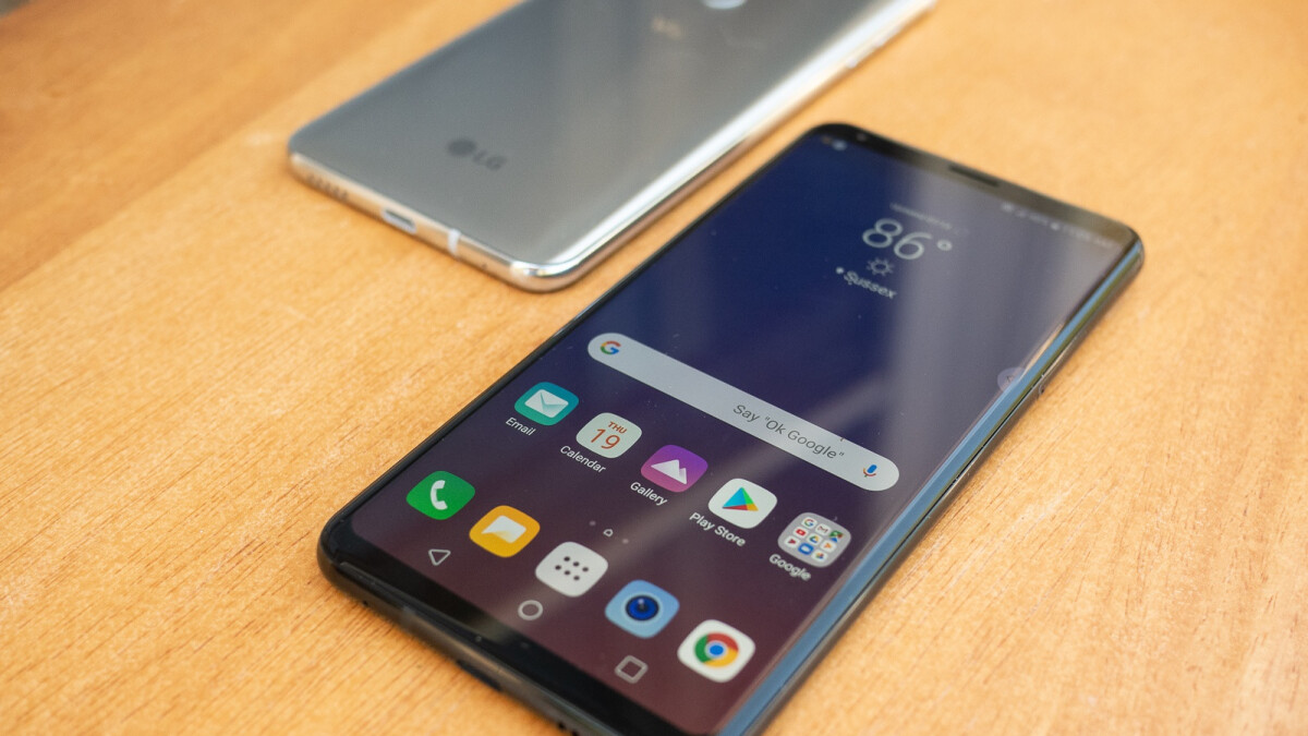 The powerful LG V35 ThinQ is on sale for a crazy low $280 (new and unlocked)