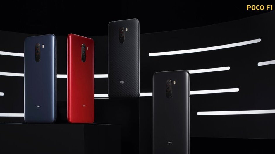 Xiaomi Pocophone F1 Lite could launch soon to take on entry-level smartphones