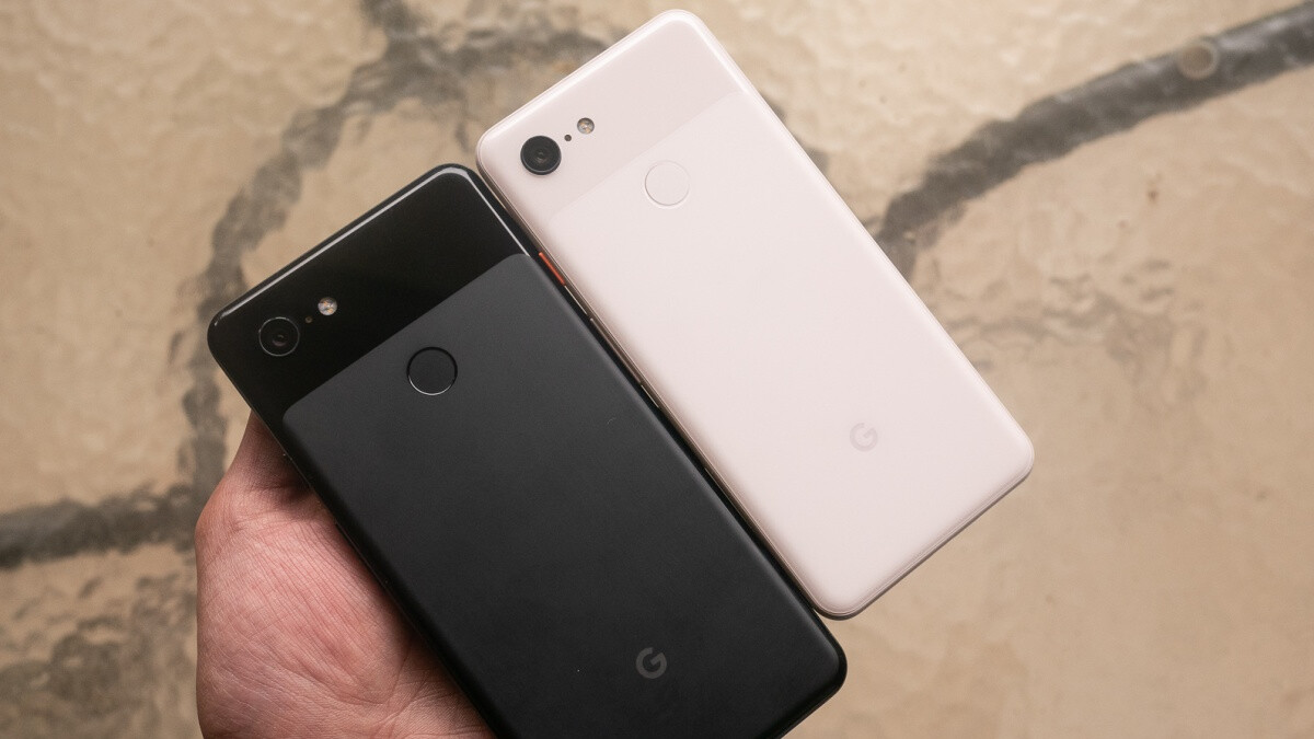 Google's all-time high Pixel 3 and 3 XL discounts are back on