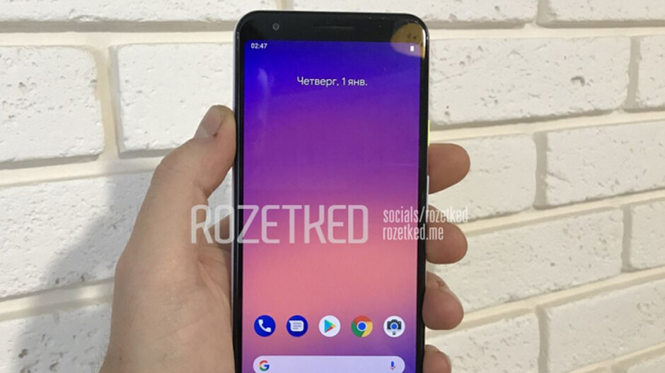 Google Pixel 3 Lite XL spotted under different name in Android Q