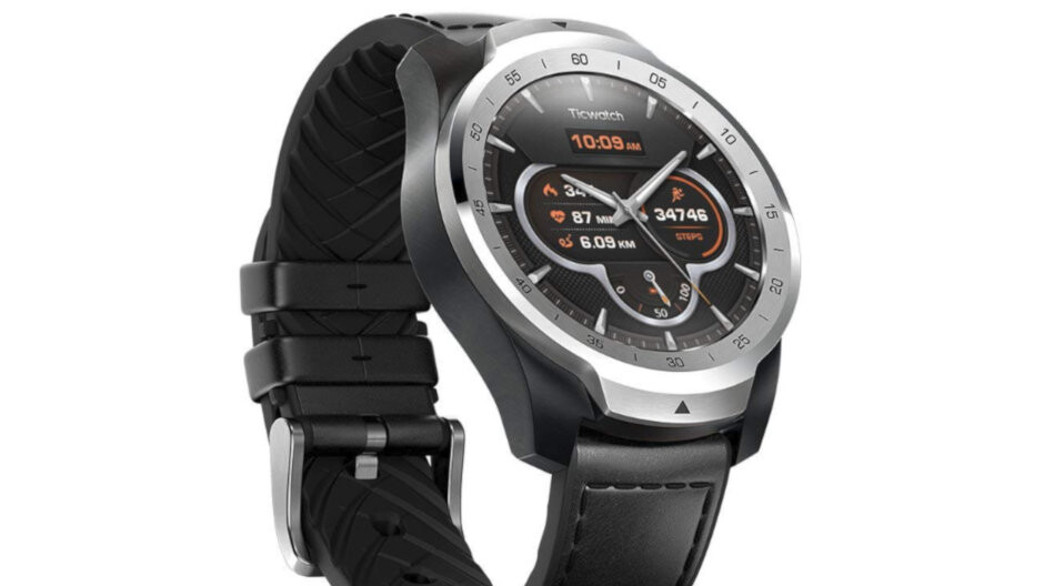 Deal: TicWatch Pro with dual display is 20% off on Amazon