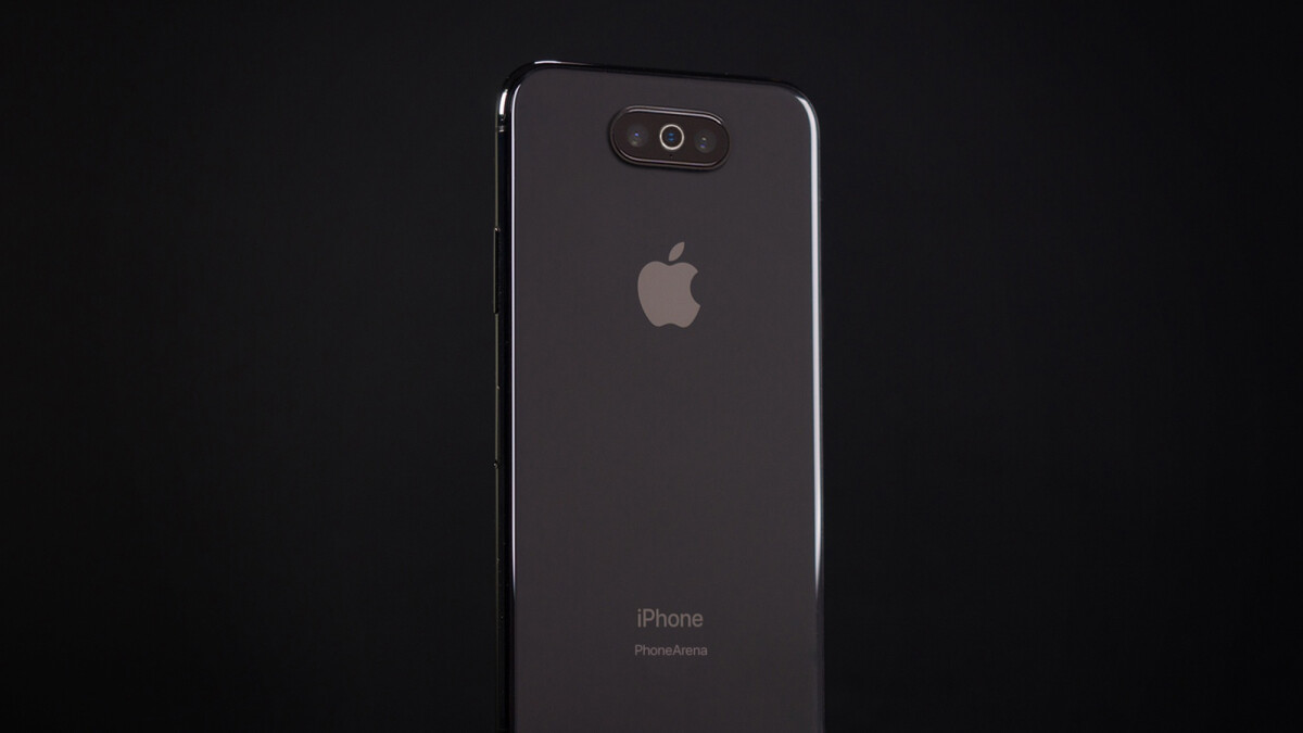 Both the iPhone 11 and 11 Plus could sport three rear cameras... in certain configurations