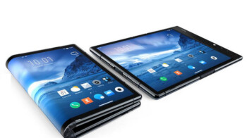 Company that made the first foldable phone wants to raise more money