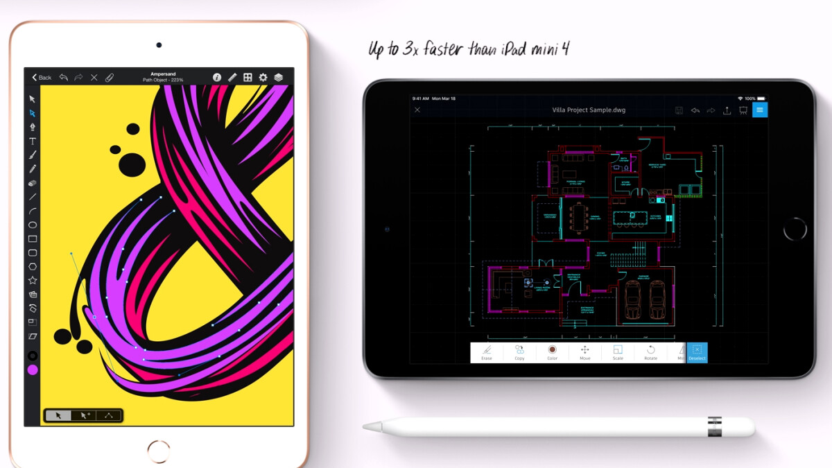 Image result for Apple iPad Mini (2019)