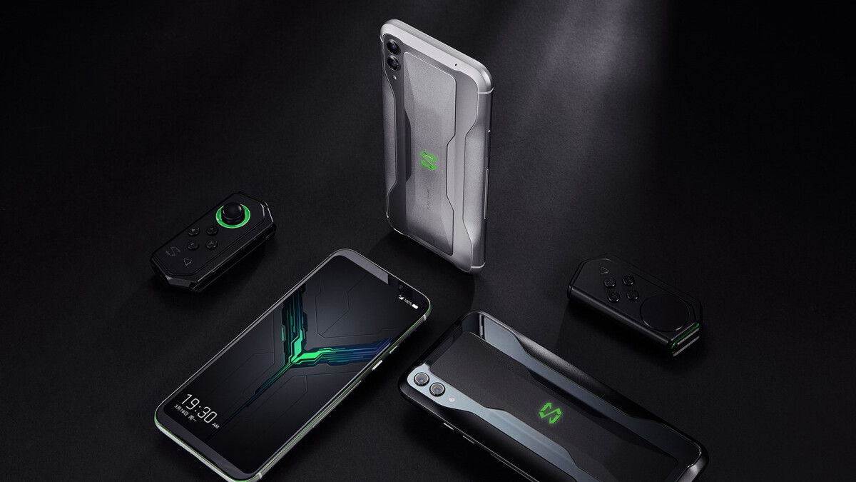 Xiaomi Black Shark 2 announced with big focus on gaming and 12GB of RAM