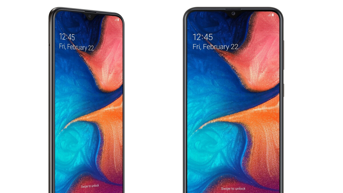 Samsung Galaxy A20 goes official with solid features, budget price tag