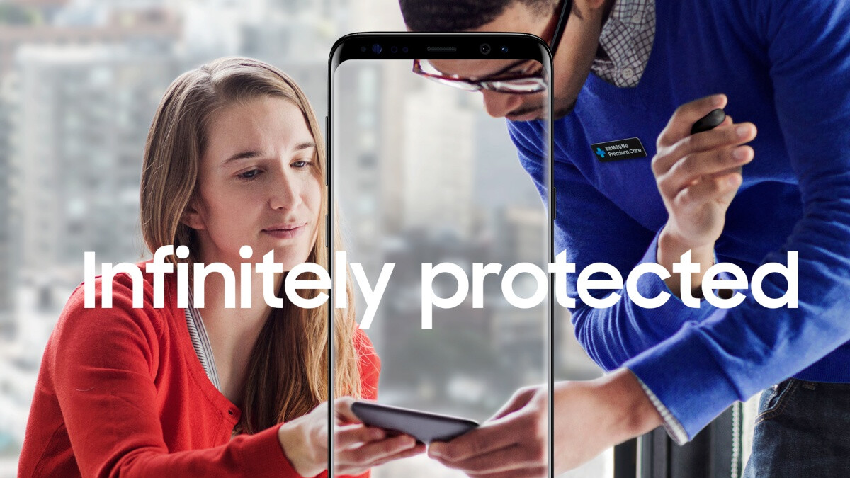Clumsy Galaxy S10 buyers should remember to add Premium Care during checkout