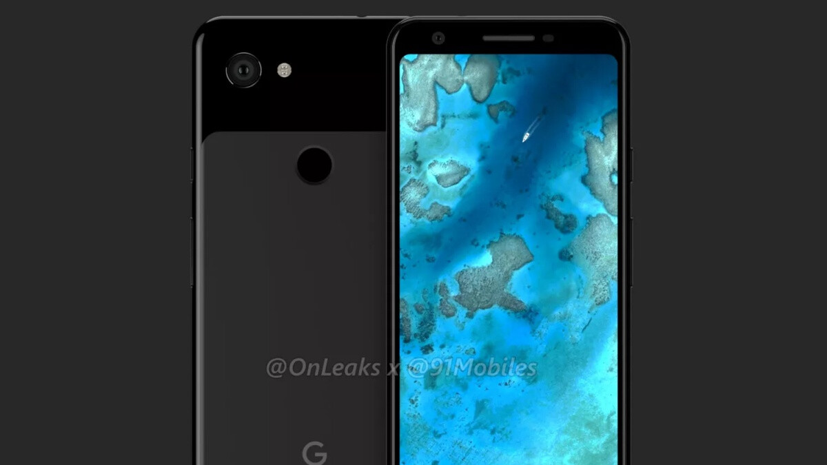 More Google Pixel 3a details revealed, including a surprisingly high-quality screen