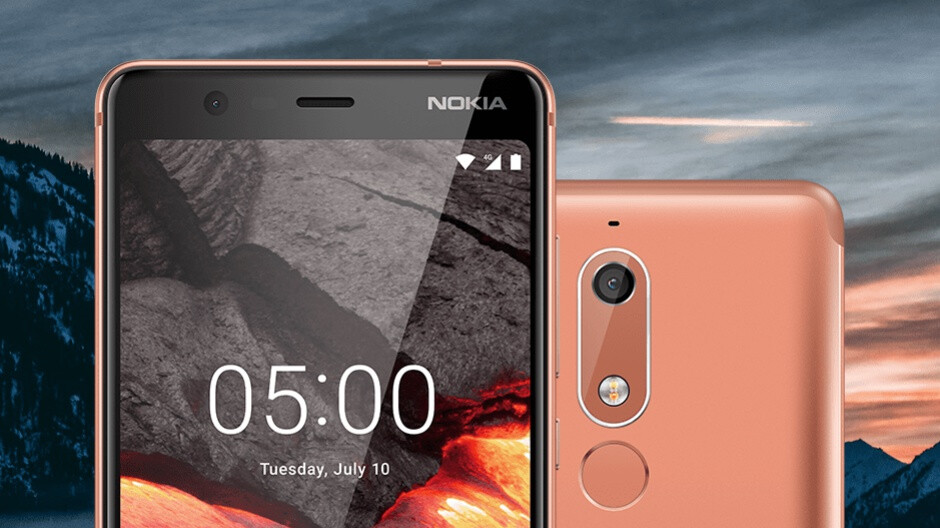 Another day, another official Android Pie update for a modest Nokia phone