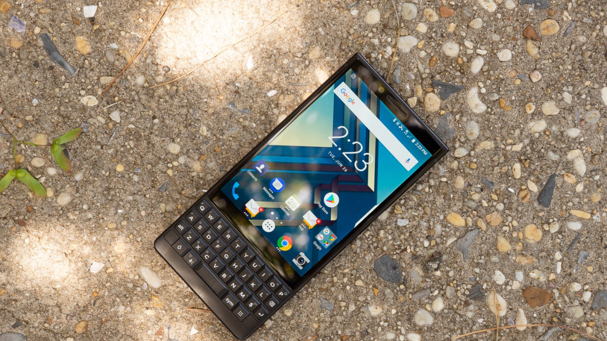 Brand-new BlackBerry KEY2 and KEY2 LE units are on sale for up to $230 off