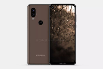 Motorola One Vision leak reveals specs, hints at very tall display