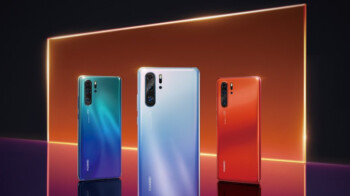 Check out some new renders of the Huawei P30 and P30 Pro