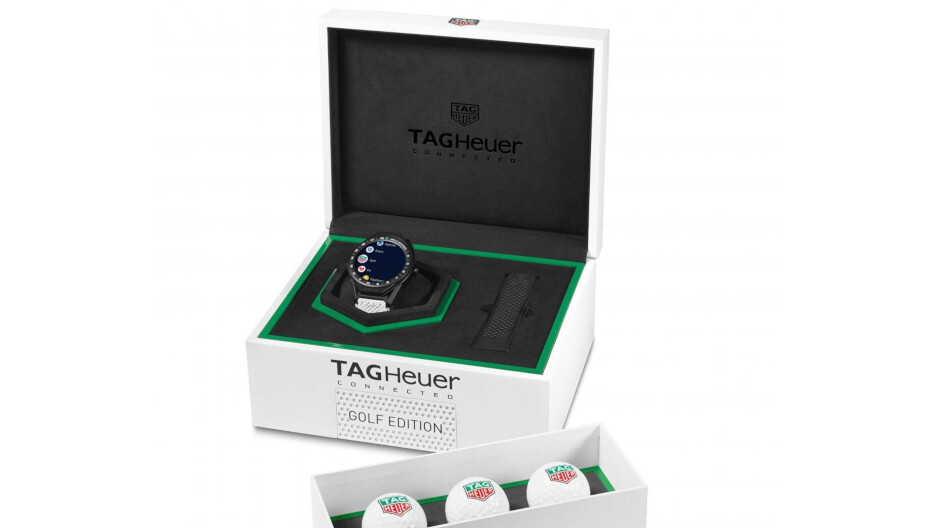 TAG Heuer is back with yet another $2,000 luxury smartwatch, but this one's different
