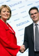 Nokia & Yahoo announces their partnership in combining their core services