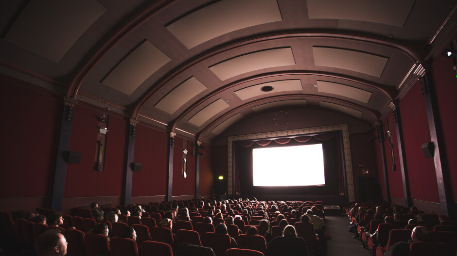 Would you give up a few minutes of your time for free tickets to any movie?