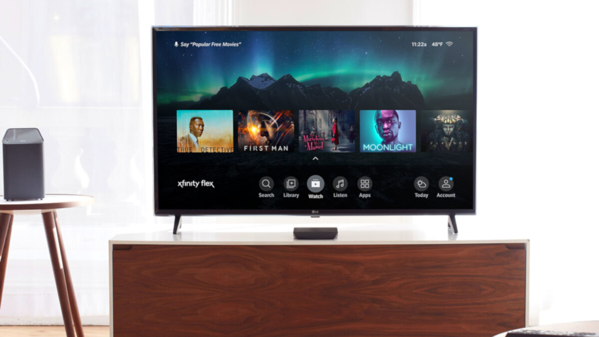 Comcast beats Apple to it, announces its own TV streaming service
