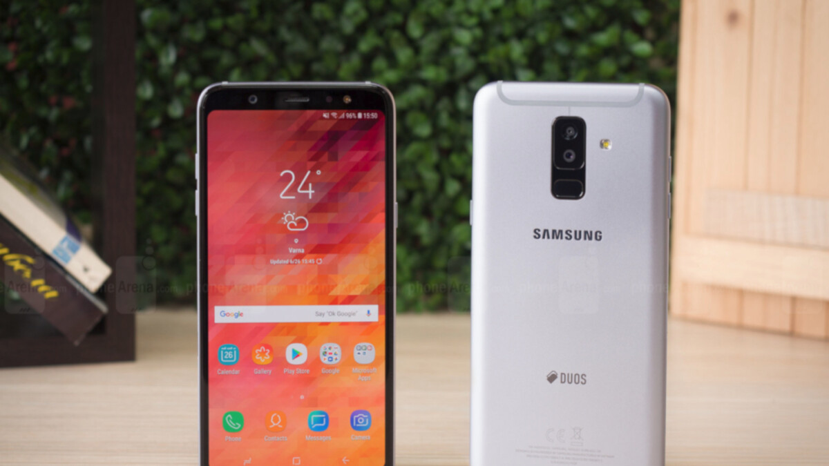 Samsung brings some Android 9.0 Pie love to the Galaxy A6+, One UI included
