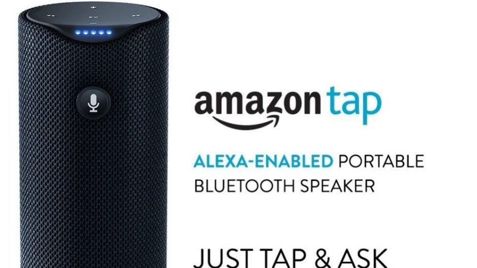 Portable Amazon Tap speaker with Alexa is on sale for 73 percent off its list price