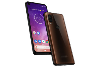 Leaked Motorola One Vision press render reveals all, display hole included