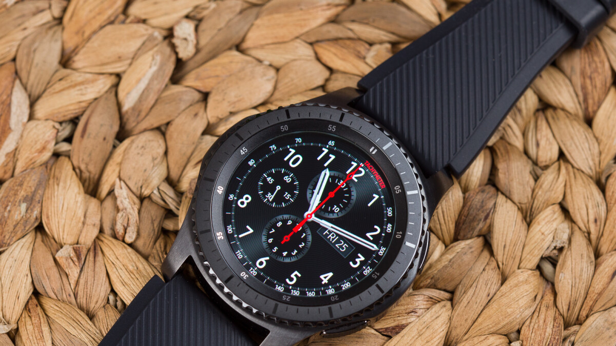 Deal: Samsung Gear S3 frontier drops to lowest price to date at Amazon