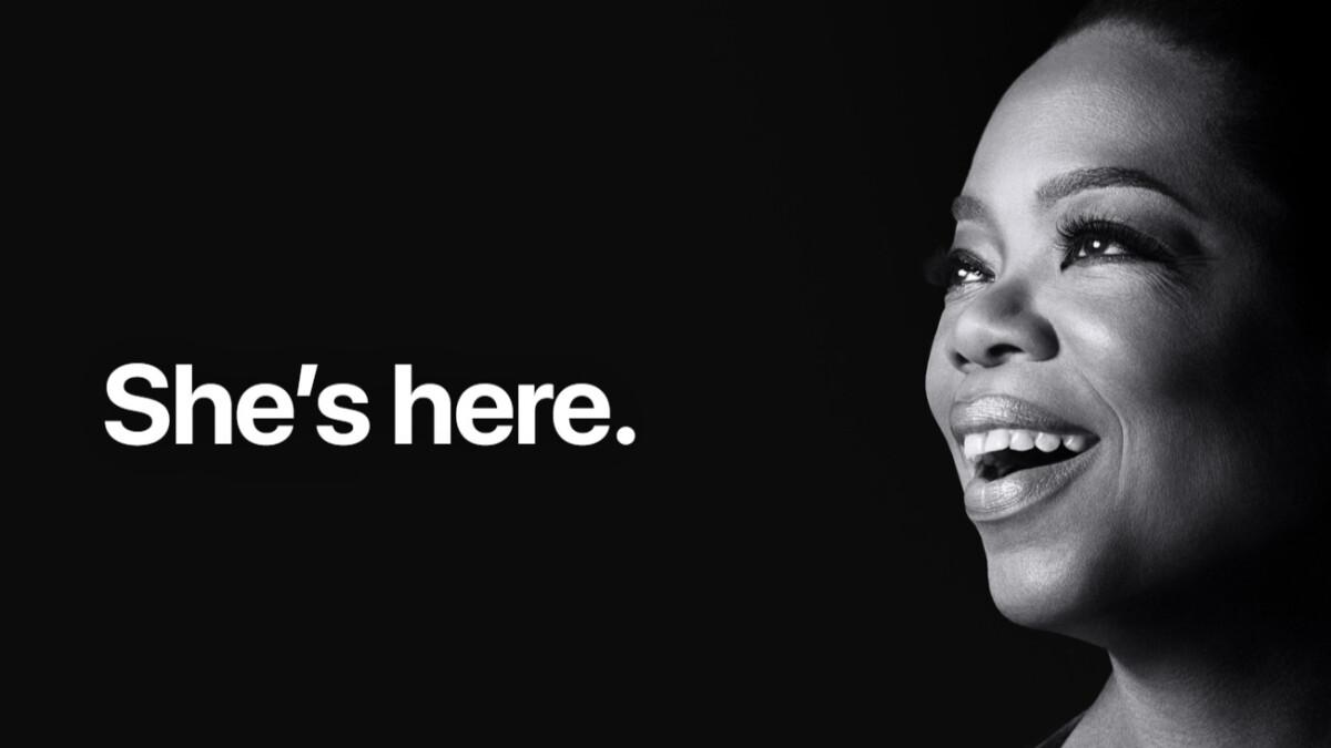 TV+, News+, Oprah+, Arcade, do you think Apple is starting a media war?