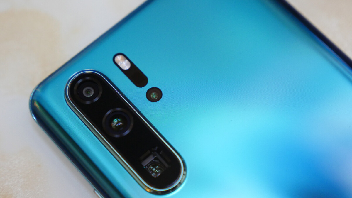 Huawei P30 Pro cameras explained: 5x zoom and better low-light shots through optical wizardry