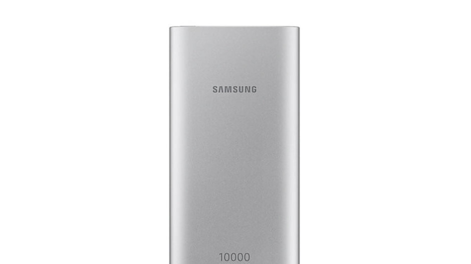 Deal: Save 54% on this Samsung 10,000mAh power bank with fast charging + USB-C cable