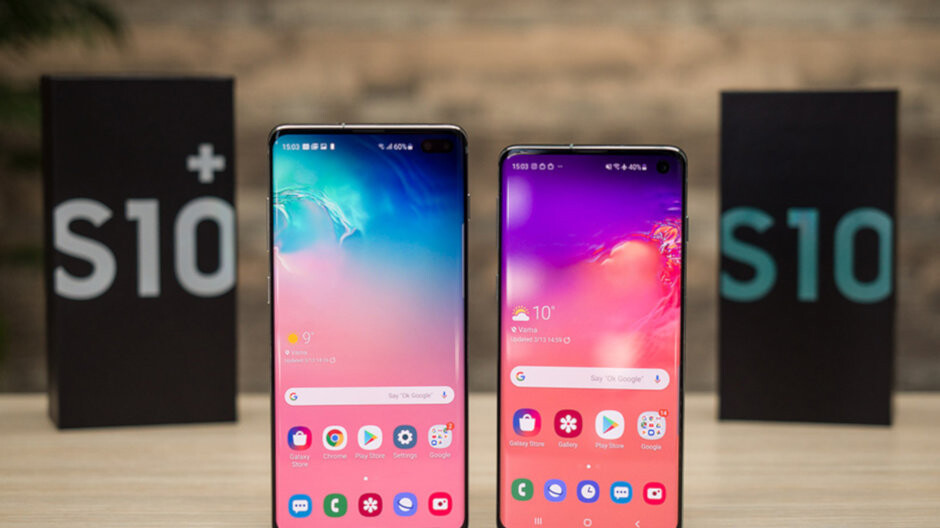 Samsung could ship more than 60 million phones from the Galaxy S10 line this year