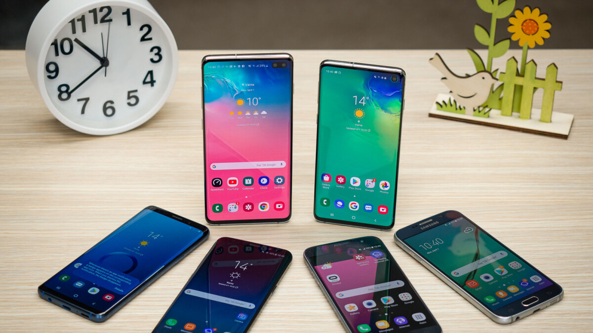 Galaxy S6 to Galaxy S10: Samsung's camera and image quality evolution through the years