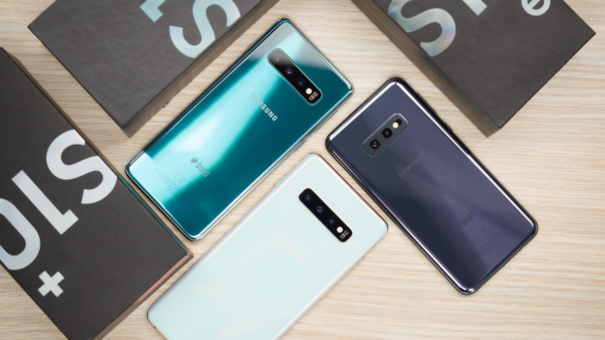 The Galaxy S10 is hugely outperforming the Galaxy S9 in yet another market