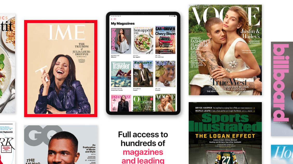 Apple News+ desktop app flaw allows full download of magazines without subscription