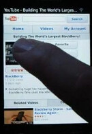 Video shows BlackBerry OS 6 in action on the 9800 Bold Slider