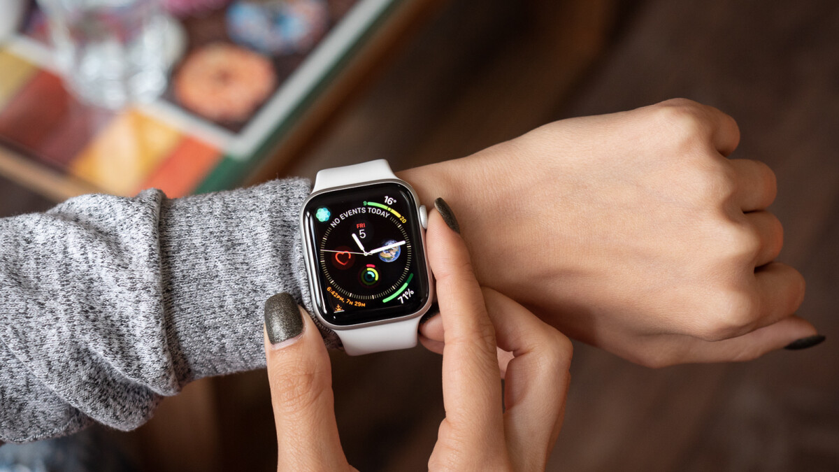 The Apple Watch's ECG is finally available in Europe