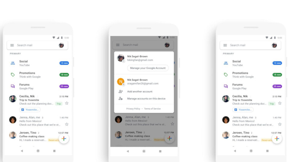 Gmail users can now customize swipe actions on their iPhones