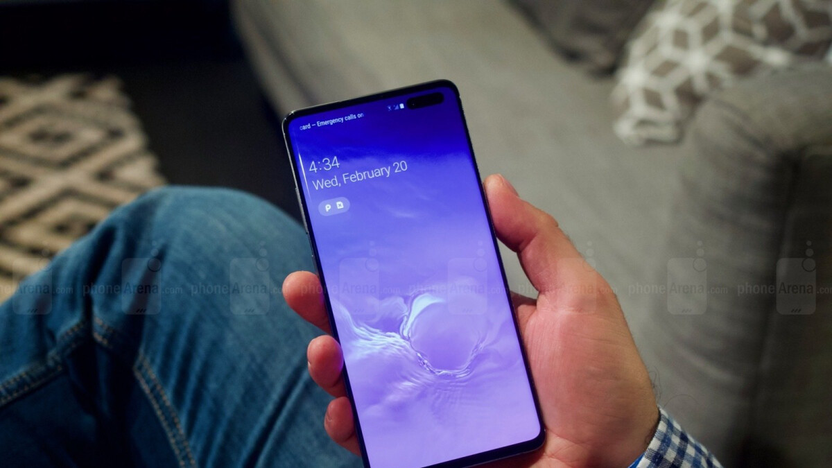 Samsung's Galaxy S10 5G gets a price tag that... actually sounds pretty fair