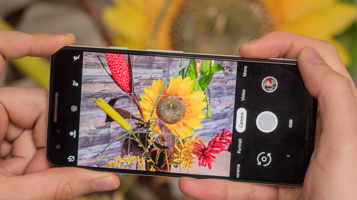 Update to the Google Camera app adds a popular feature