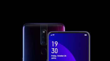 Oppo patents new slider design that allows for a high screen-to-body ratio